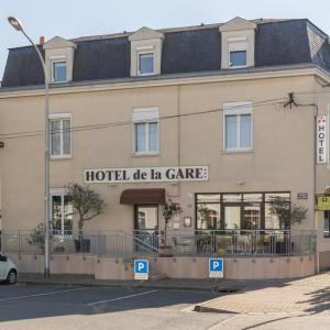 Hotel Pictures: Hôtel de la Gare, Thouars
