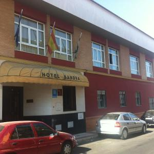 Hotel Pictures: Hotel Sandra, Alcalá de Guadaira