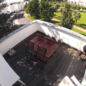 Hotelbilleder: Wohnen wie die Fuersten WE17640, Putbus