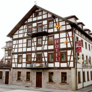 Hotel Pictures: Hotel Deutsches Haus, Hammelburg