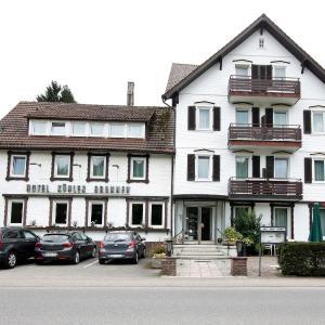 Hotelbilleder: Hotel Kühler Brunnen mit Gästehaus, Bad Herrenalb