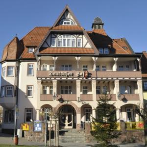 Hotelbilleder: Amadeus Hotel Deutscher Hof, Georgenthal
