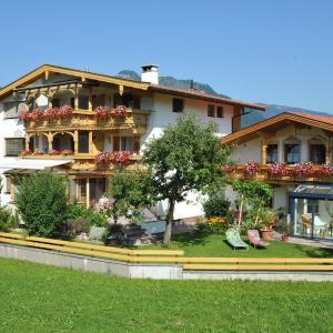 Hotellikuvia: Haus Unterberg, Kössen