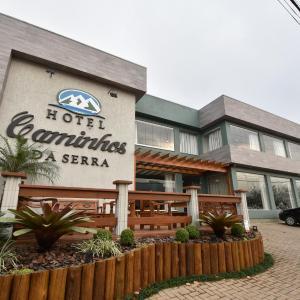 Hotel Pictures: Hotel Caminhos da Serra, Três Coroas