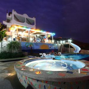 Hotel Pictures: Villa de Los Suenos, Montañita