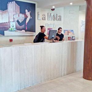 Hotel Pictures: ATH La Mota, Medina del Campo