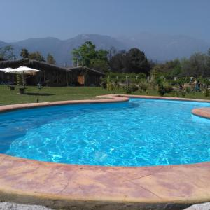 Фотографии отеля: Refugio Rural Majadas Hostal-spa, Pirque