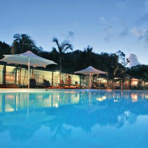 Foto Hotel: Angourie Rainforest Resort, Yamba