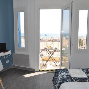 Hotel Pictures: Hôtel de la Mer, Valras-Plage