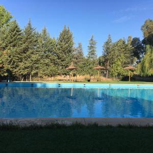 Hotel Pictures: Camping La Fundicion, Cazalla de la Sierra