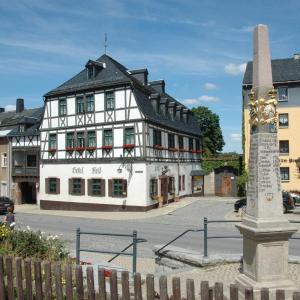 Hotel Pictures: Hotel Roß, Zwönitz