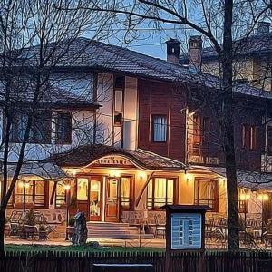 Фотографии отеля: Hotel Bashtina Kashta, Копривштица