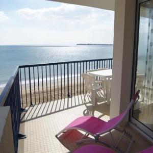 Hotel Pictures: Apartment Type 2 d'angle quartier lajarrige face mer, La Baule