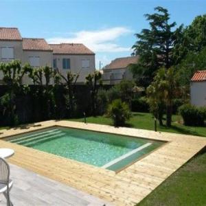 Hotel Pictures: House Belle maison rénovée avec gout - piscine privée chauffée - tout a pied - saint palais sur mer, Saint-Palais-sur-Mer