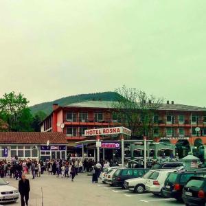 Foto Hotel: Hotel Bosna, Kladanj