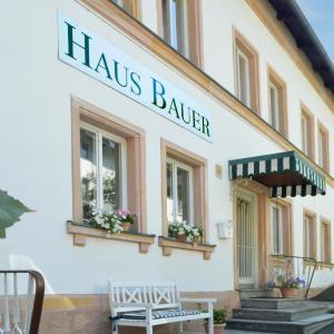 Hotelbilleder: Hotel Haus Bauer, Bad Berneck im Fichtelgebirge
