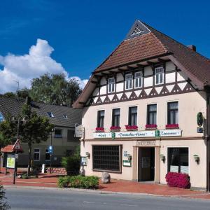 Hotelbilleder: Hotel zum Deutschen Hause, Steyerberg