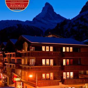 Hotel Pictures: Hotel Astoria, Zermatt
