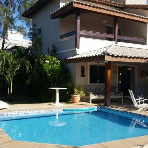 Hotel Pictures: Casa Pé na areia Guarajuba, Avaré