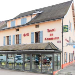 Hotel Pictures: Hotel du Commerce, Pouilly-en-Auxois
