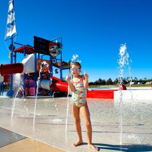 Hotel Pictures: BIG4 Saltwater @ Yamba Holiday Park, Yamba