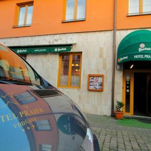 Hotel Pictures: Hotel Prajer, Vodňany