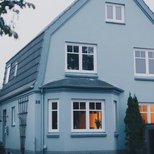 Hotel Pictures: Das blaue Haus, Husum