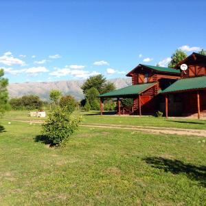 Photos de l'hôtel: Las Cortaderas Cabañas de Tronco, Nono