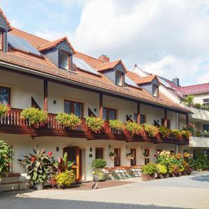 Hotelbilleder: Hotel Sonnenhof garni, Reichenberg