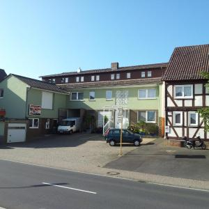 Hotelbilleder: Pension Hühn, Angersbach