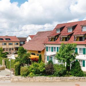 Hotelbilleder: Köhlers Krone, Ehingen