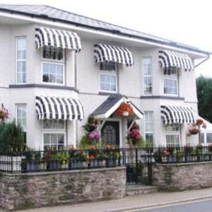 Hotel Pictures: Black Lion Guest House, Abergavenny