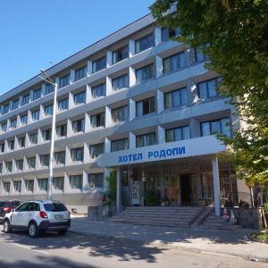 Hotellikuvia: Rodopi Hotel, Haskovo