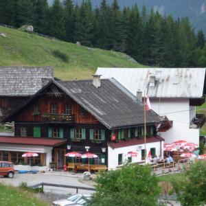 Hotellikuvia: Jausenstation Edelweiß, Umhausen