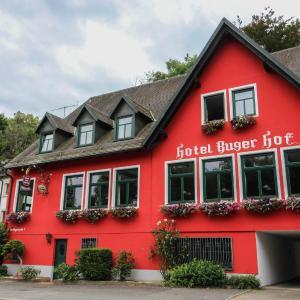 Hotelbilleder: Hotel-Restaurant Buger Hof, Bamberg
