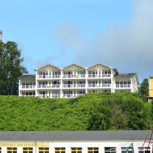 Hotel Pictures: Villa Prinz Heinrich _ Panoramabli, Sassnitz