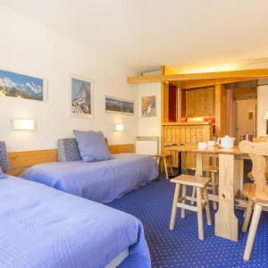 Hotel Pictures: Résidence Aiguille Rouge, Arc 2000