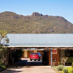 Fotografie hotelů: Kookaburra Motor Lodge, Halls Gap