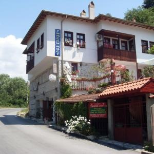Hotellikuvia: Guest House Rimski Most, Melnik