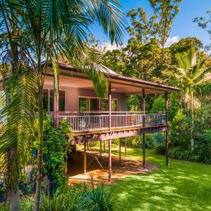 Zdjęcia hotelu: Sunshine Coast Hinterlands Family Holiday Home, Palmwoods