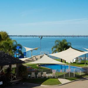 Hotellikuvia: Lake Edge Resort, Mulwala