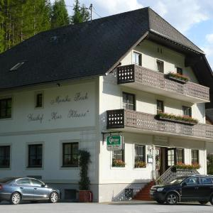 Hotellikuvia: Gasthof-Pension zur Klause, Ratten