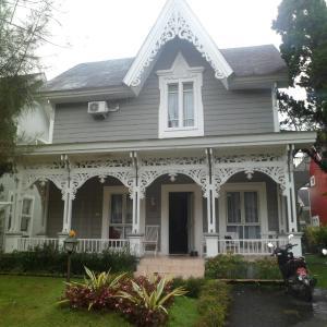 Hotelfoto's: Villa Kota Bunga. EE, Ciwalen