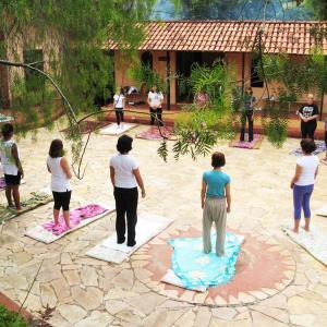 Hotel Pictures: Spa Holístico Chácara das Rosas, Caxambu