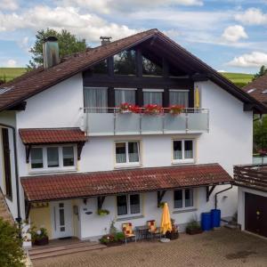 Hotelbilleder: Gästehaus Beranek, Marktoberdorf