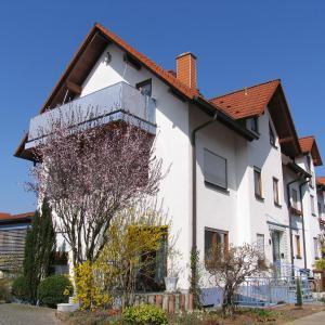Hotel Pictures: Ferienwohnung Bei Franka mit Sauna, Hochdorf