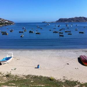 Фотографии отеля: Casa con vista al mar, Coquimbo
