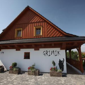Hotel Pictures: Poloroubenka Grimik, Držovice