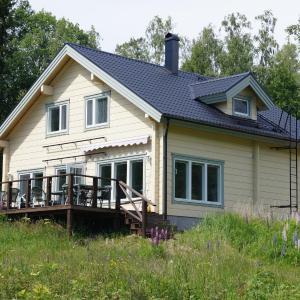 Hotel Pictures: Hjortö stockstuga, Ödkarby