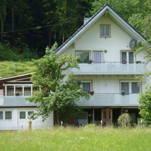 Hotelbilleder: Ferienwohnung FalkenNest, Nordrach